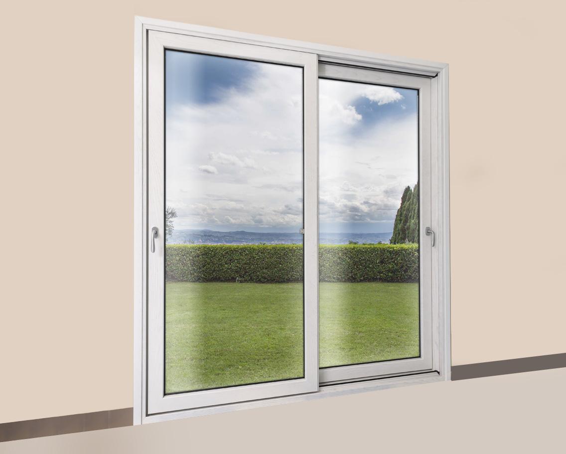 Smeraldo porte finestre torino ponzetto alutek - Porte finestre torino ...